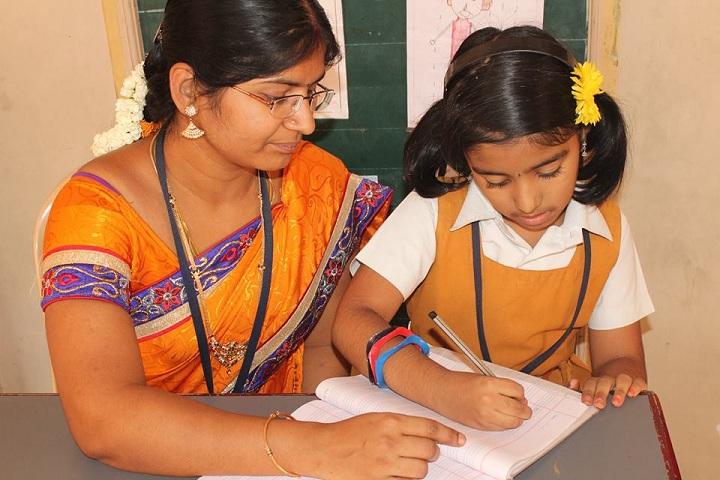 shri maharishi vidya mandir dindigul - teaching