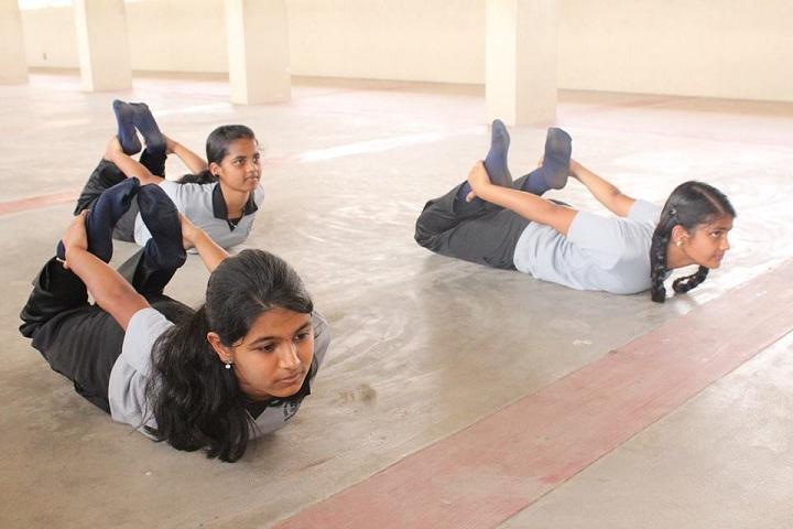 shri maharishi vidya mandir dindigul - yoga