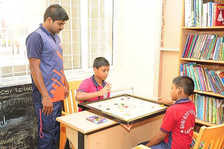 Shri Rosy Vidyaalaya - indoor games