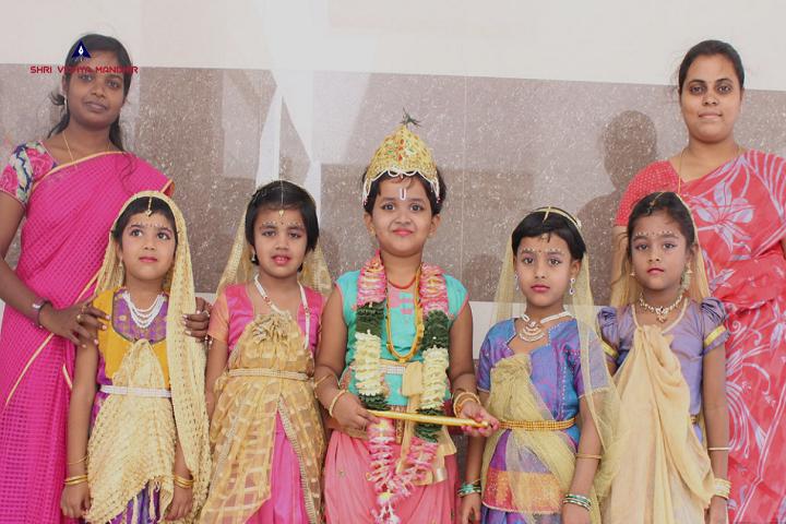 Shri Vidhya Mandhir - Fest