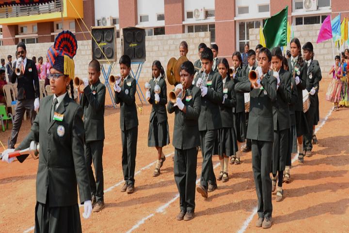 Shri Vidhya Mandhir - Sports day