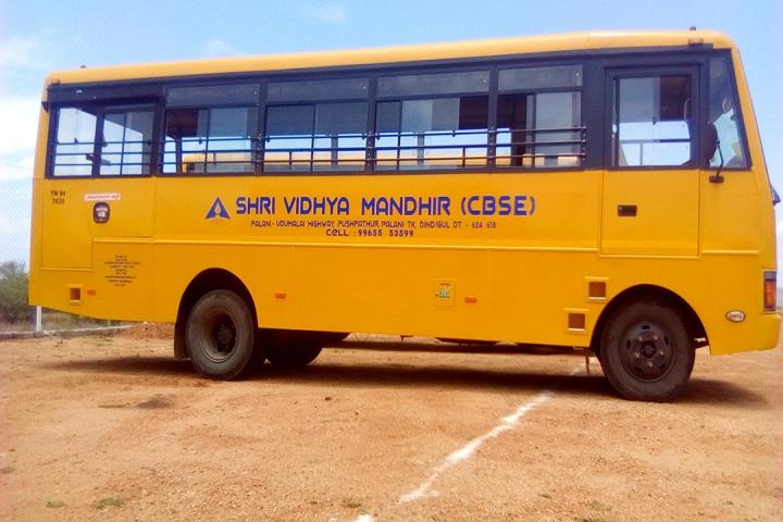 Shri Vidhya Mandhir - Transport