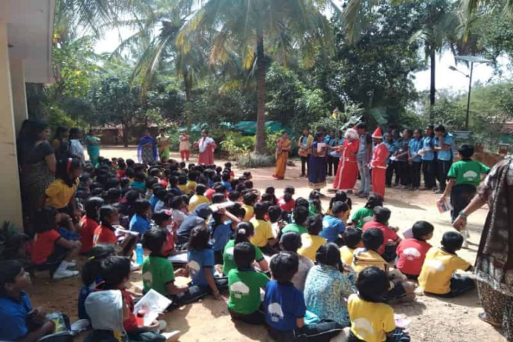 Siddarth Village School-Christmas Celebration