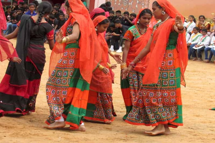 Siddarth Village School-Dance