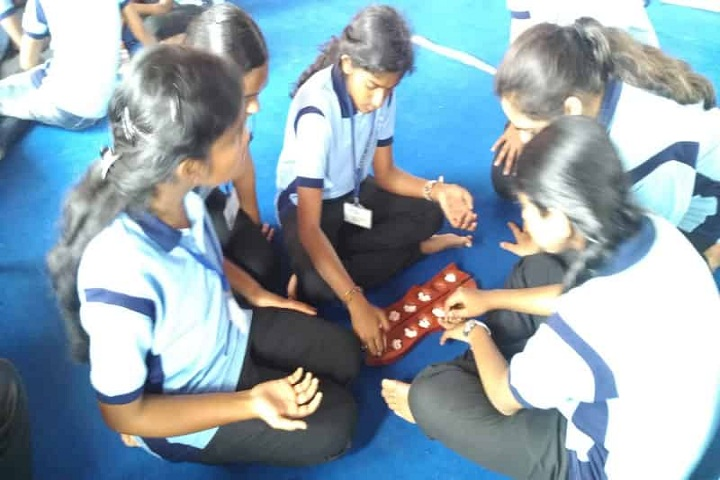 Siddarth Village School-Indoor Games