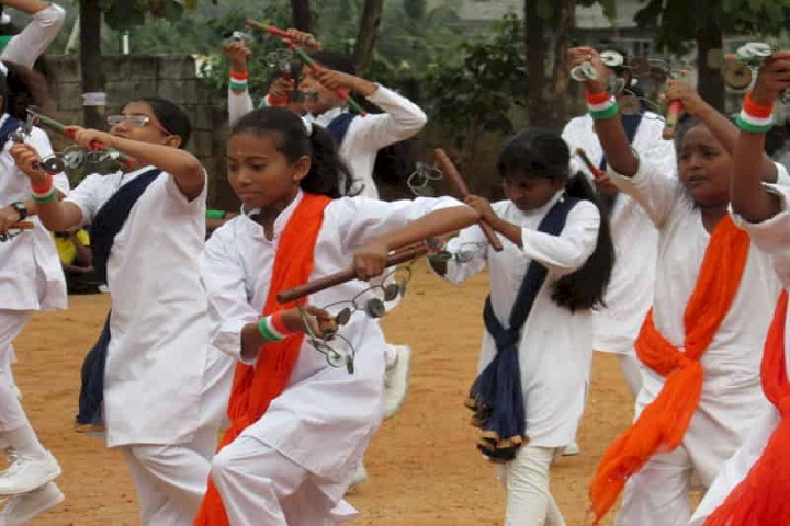 Siddarth Village School-Republic day Celebration