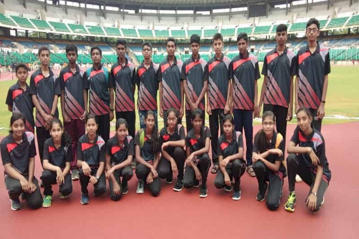 Siddarth Village School-Sports Team