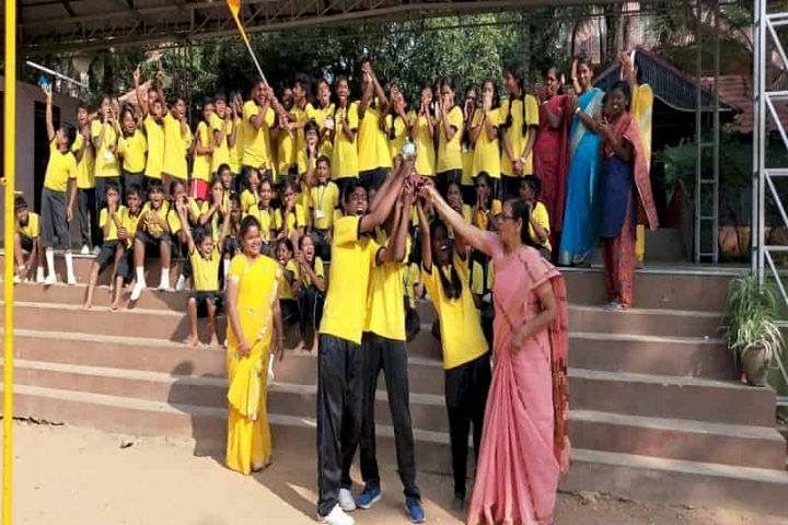 Siddarth Village School-Sports day