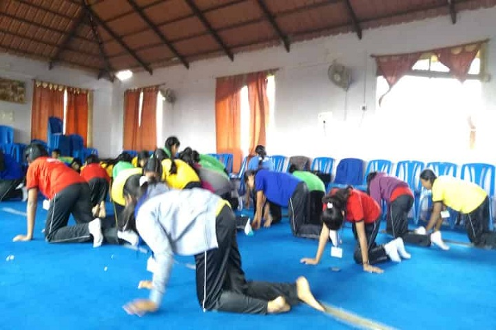 Siddarth Village School-Yoga
