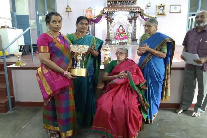 Sir Sivaswami Kalalaya Sr Sec School - Best teacher awards