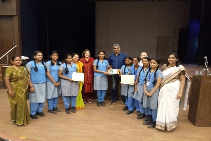 Sir Sivaswami Kalalaya Sr Sec School - Intach price winners
