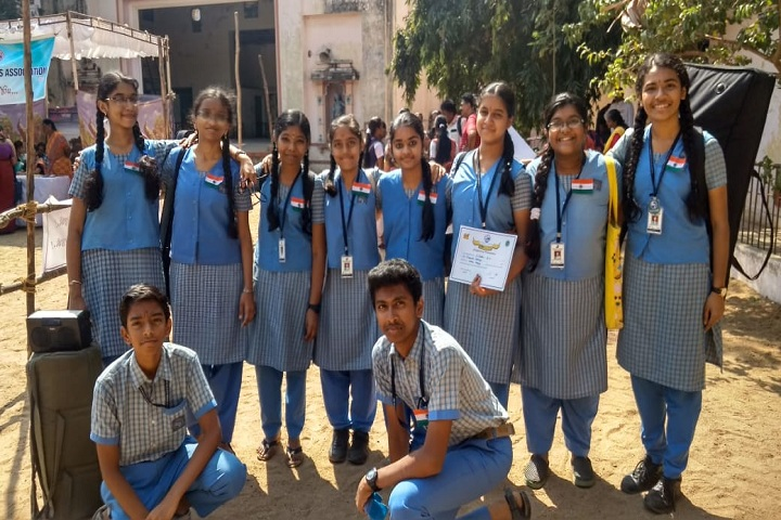 Sir Sivaswami Kalalaya Sr Sec School - syma music competition
