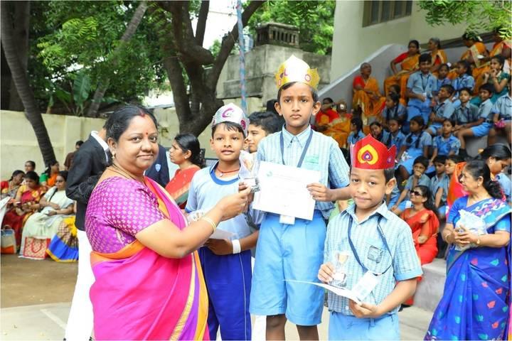 Sir Sivaswami Kalalaya Senior Secondary School-Achievement