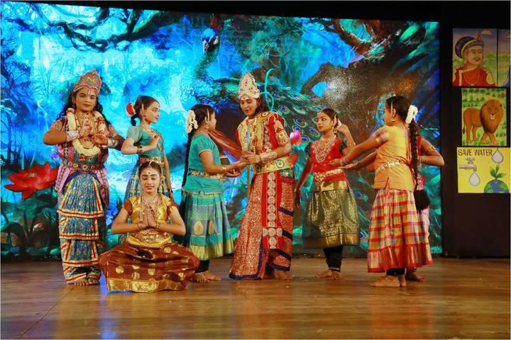 Sir Sivaswami Kalalaya Senior Secondary School-Annual Day Celebration