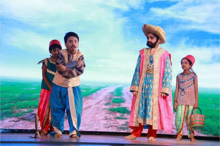 Sir Sivaswami Kalalaya Senior Secondary School-Drama