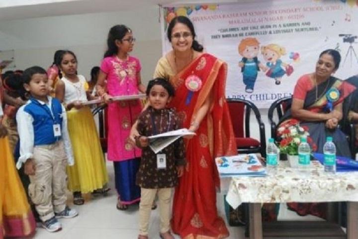 sivananda rajaram school-children day