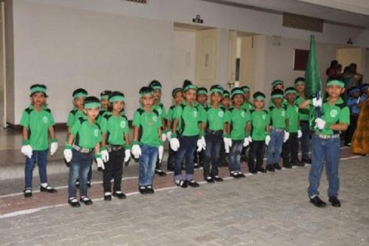 sivananda rajaram school-students