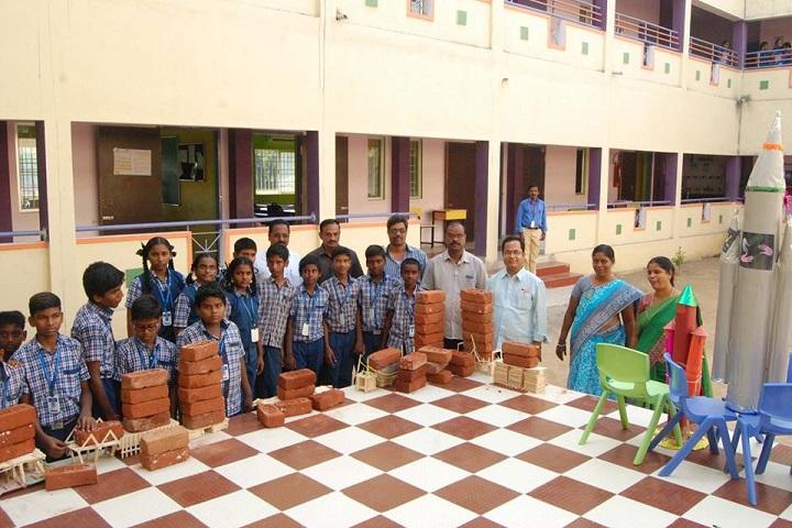 SKV International school-Activity
