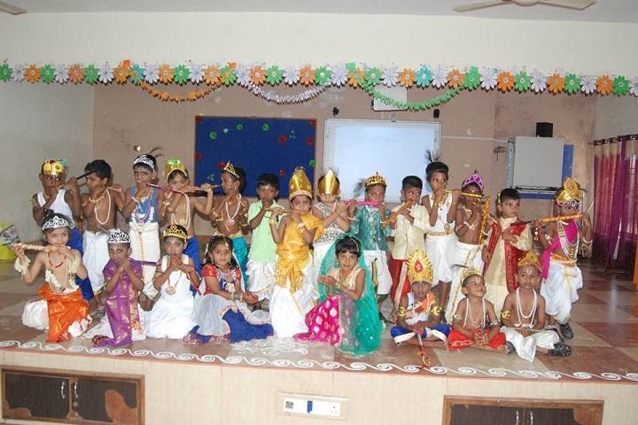 SKV International school- Cultural Fest