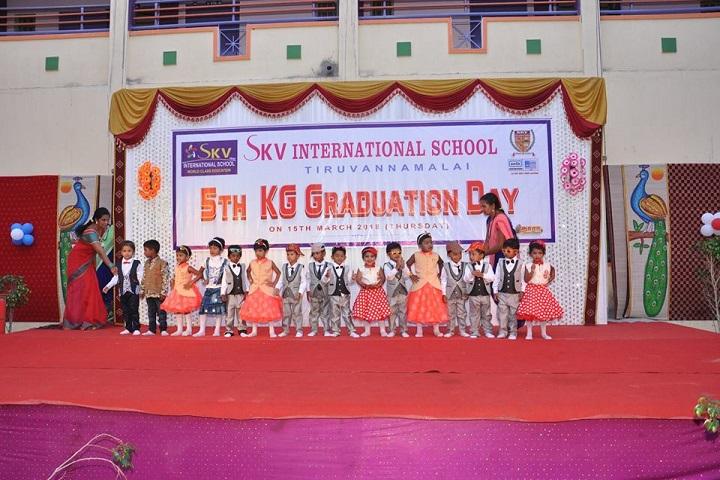 SKV International school-Graduation Day