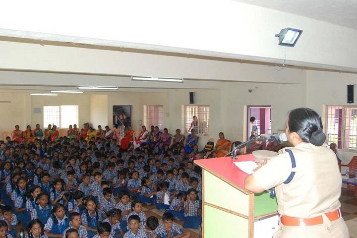 SKV International school-Guest Lecture