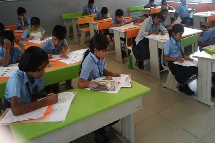 Smart Modern School-Activity