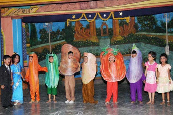 Smt Durgadevi Choudhari V Vidyalaya-Event-1