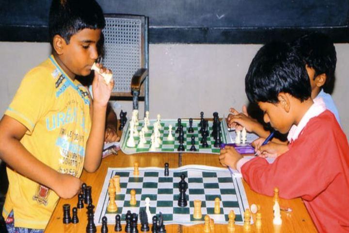 Smt Durgadevi Choudhari V Vidyalaya-Indoor games