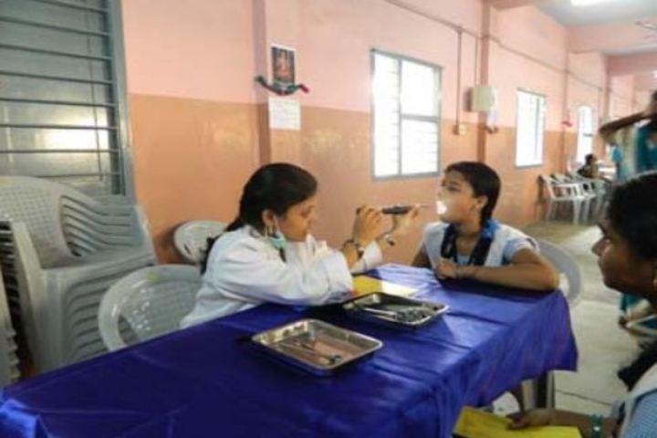 Smt Durgadevi Choudhari V Vidyalaya-Medical facility
