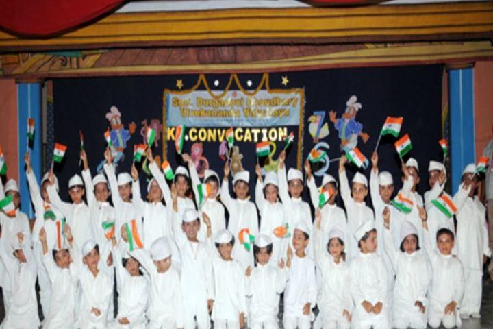 Smt Durgadevi Choudhari V Vidyalaya-National day celebrations