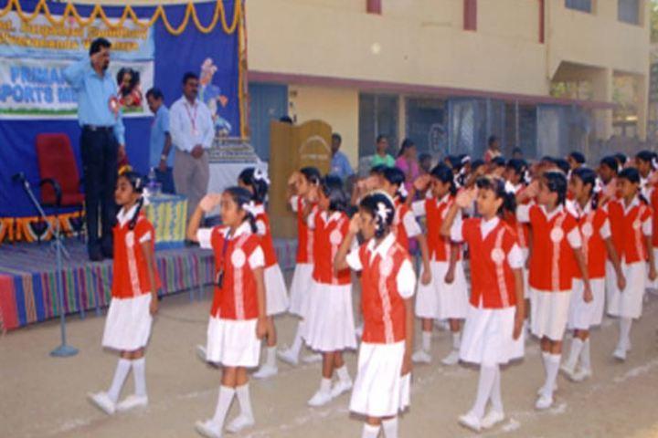 Smt Durgadevi Choudhari V Vidyalaya-Sports day celebrations