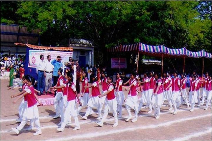 Smt Ramkuwar Devi Fomra Vivekananda Vidyalaya-Annual Sports Meet