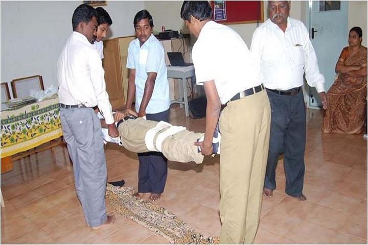 Smt Ramkuwar Devi Fomra Vivekananda Vidyalaya-Yoga