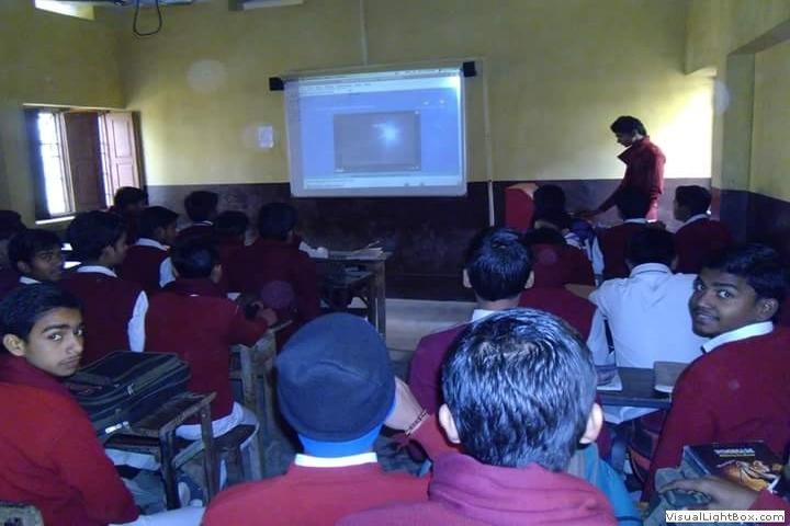 Pratibha Pallavan Public School-Digital Classroom