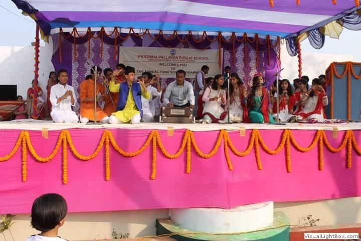 Pratibha Pallavan Public School-Music