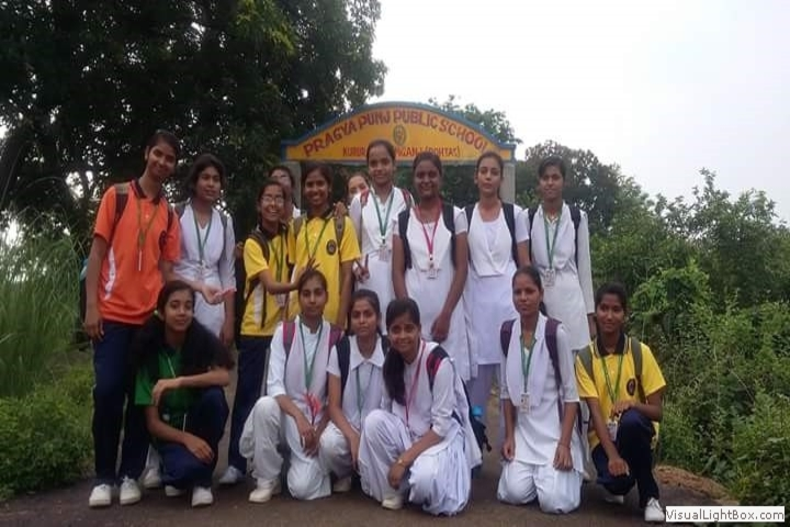 Pratibha Pallavan Public School-Students