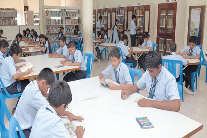 Srimathi Sundaravalli Memorial School-Library