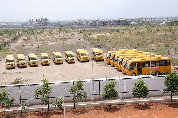 SNS Academy-bus transport