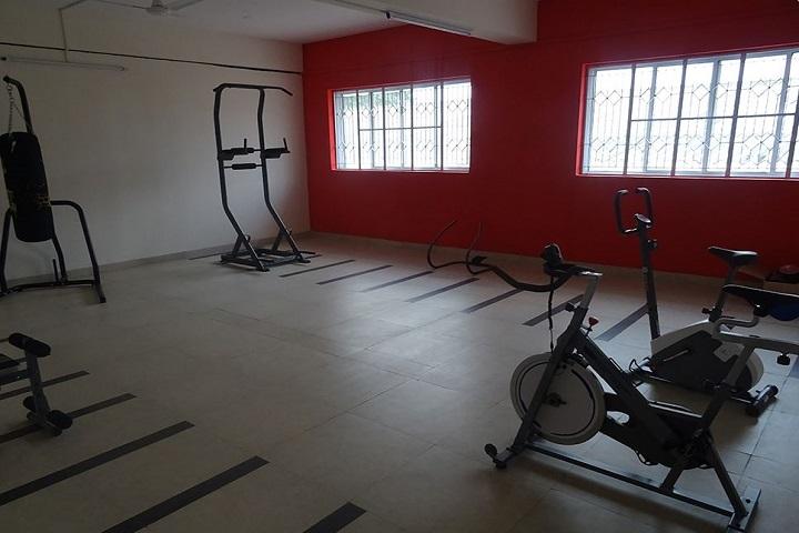 SNS Academy-fitness center