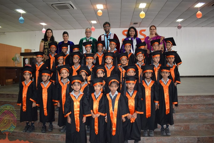 SNS Academy-graduation day
