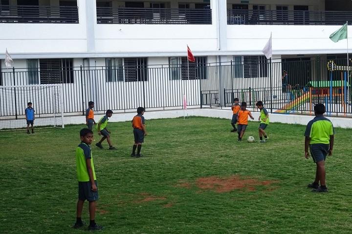 SNS Academy-soccer