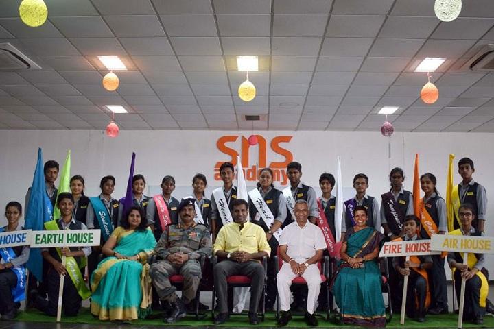 SNS Academy-team houses