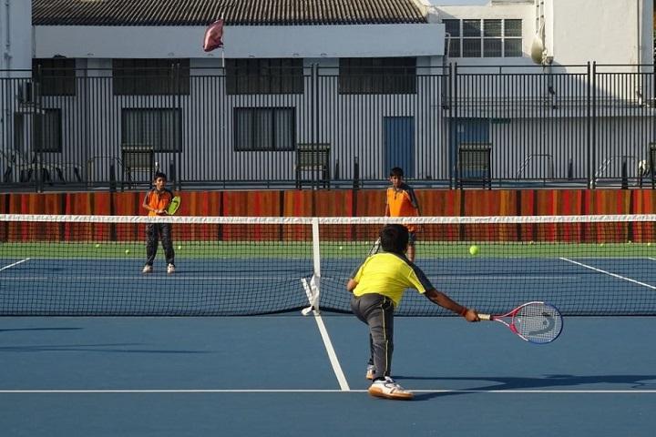 SNS Academy-tennis