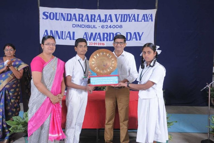 soudarya vidyalaya-annual awards day