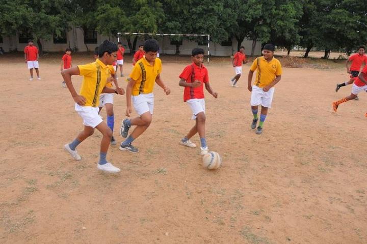 soudarya vidyalaya-football