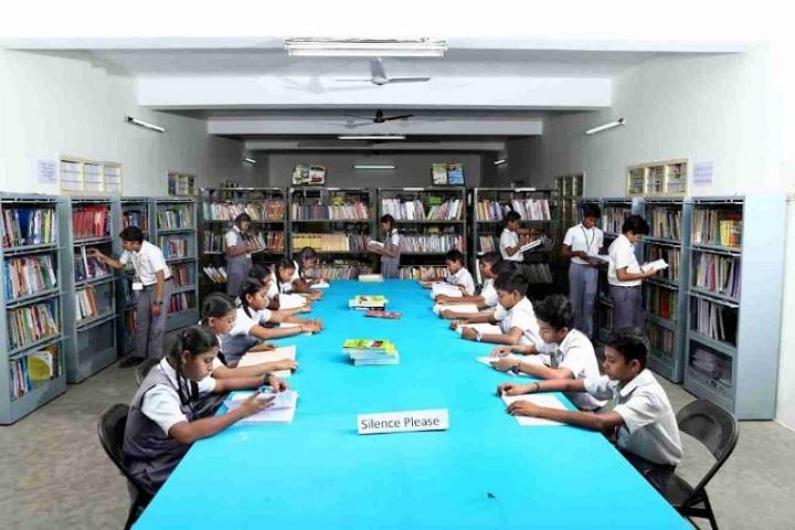soudarya vidyalaya-library