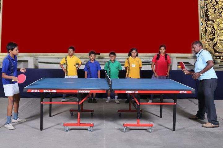 soudarya vidyalaya-table tennis