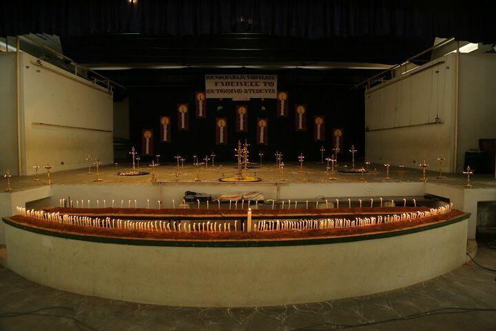 Soundararaja Vidyalaya-Auditorium
