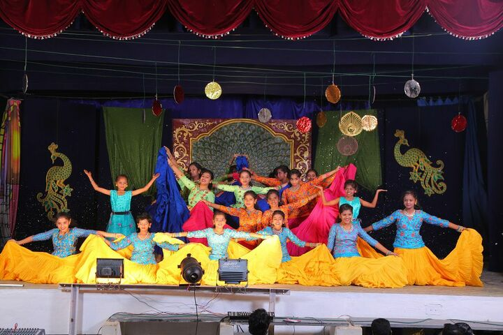 Soundararaja Vidyalaya-Childrens Day