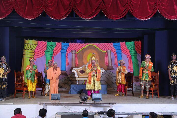Soundararaja Vidyalaya-Drama